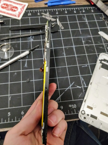 Nexus 6p battery replacement