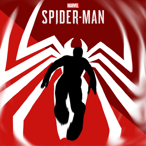 Spiderman (PS4) Alt Cover