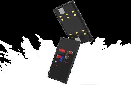 De Modi-display module