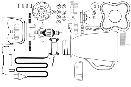 blender materials illustrated