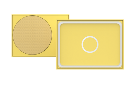De Modi-speaker and qi charger module