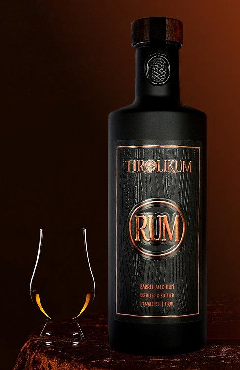 TIROLIKUM Rum (Large Flasche 0,50 Liter) 42% vol.