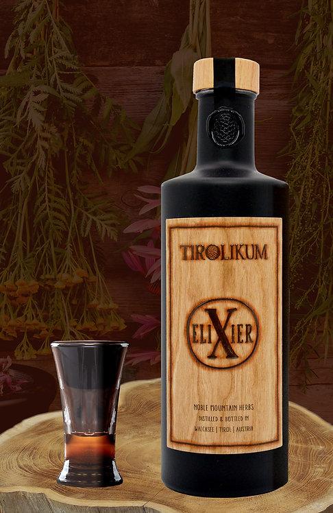 TIROLIKUM Elixier (Large Flasche 0,5 Liter) 39 % vol.