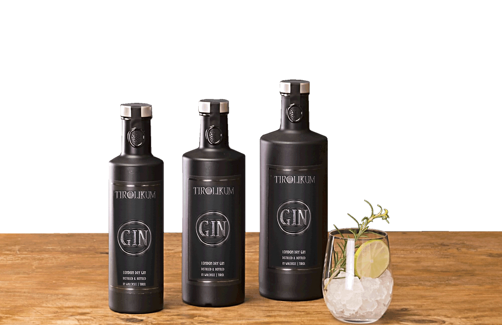 Weltklasse Gin aus Tirol
