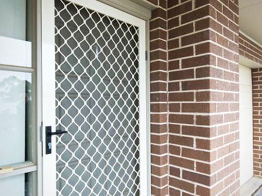 Diamon Grill Security Door