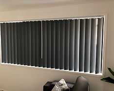 Blockout Vertical Blinds