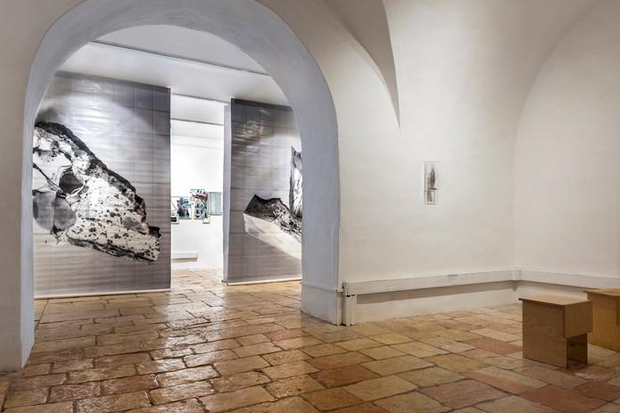 Excavation Mark! Reveal Preserve Glorify, Installation view, 2018
