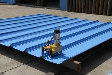 Industrial Roofing GI Sheet