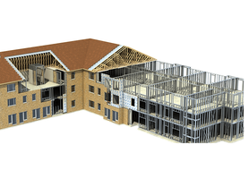 Pre Fabricated Buildings Systems