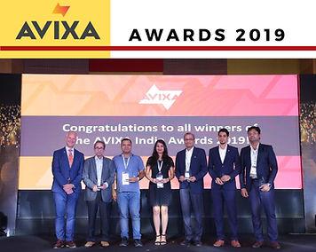 AVIXA AWARDS  2019