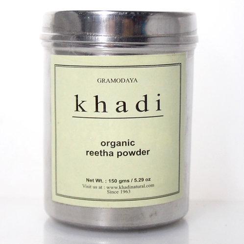 Reetha Bio en Poudre Khadi