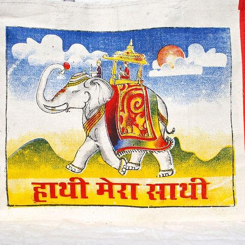 Sac Cabas Éléphant