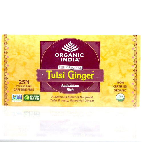 Infusion Ginger Organic India