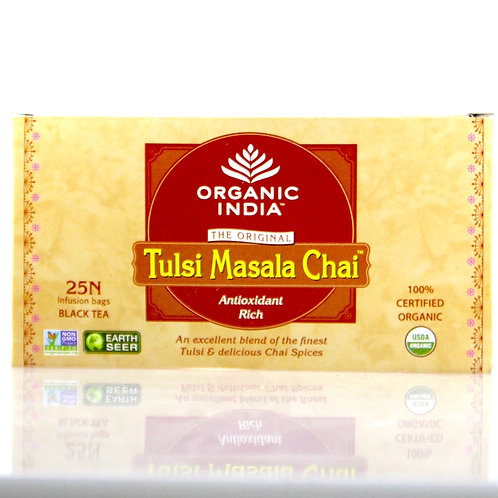 Infusion Tulsi Chai Masala Organic India