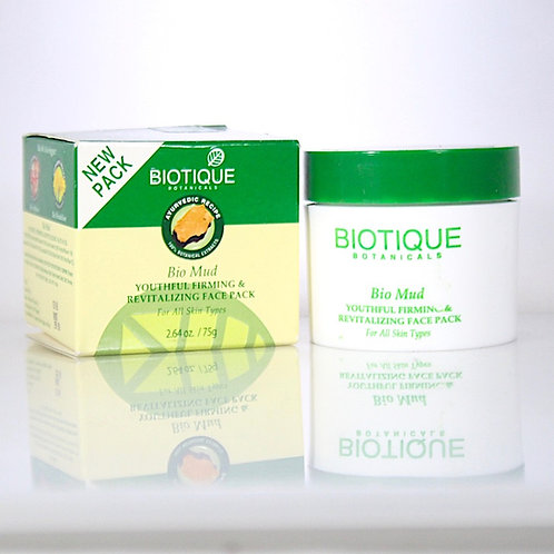 Masque Argile Biotique
