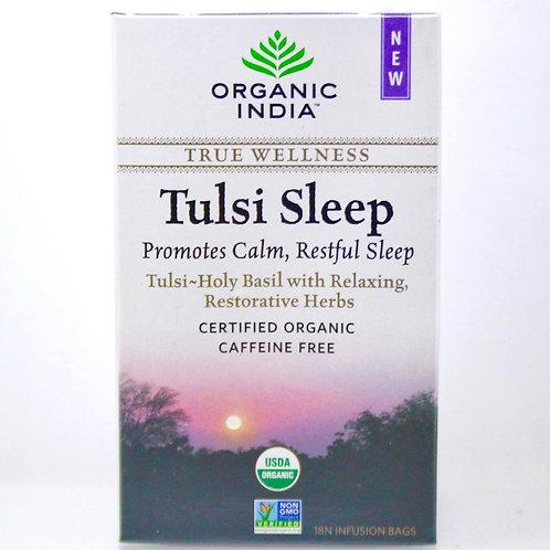 Infusion Tulsi Sleep Curcuma Organic India
