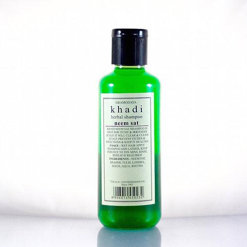 Shampooing Neem Sat Khadi