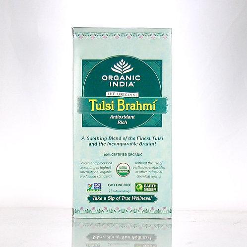 Infusion Tulsi Brahmi Organic India
