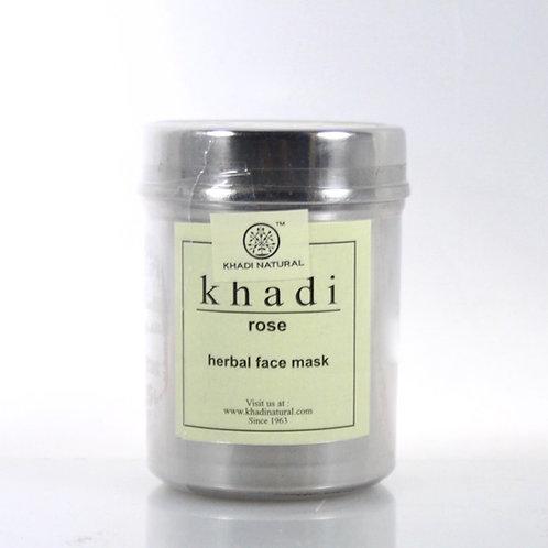 Masque Anti-Age à la Rose Khadi