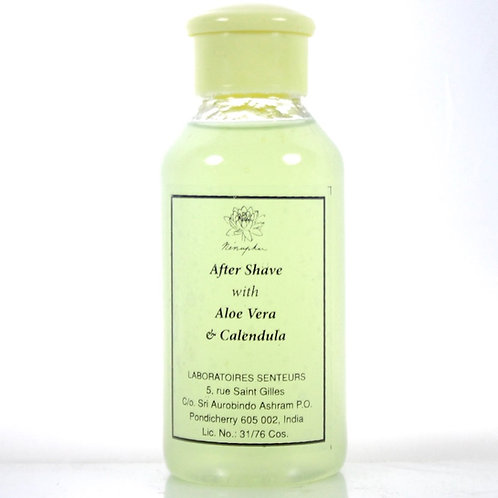 Soin Après-Rasage Aloe Vera Calendula Nénuphar