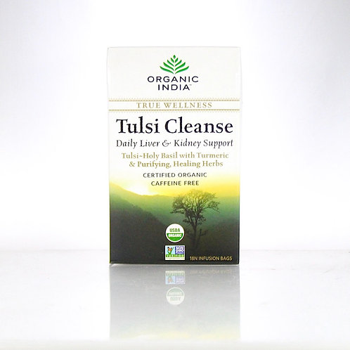 Infusion Tulsi Cleanse Organic India