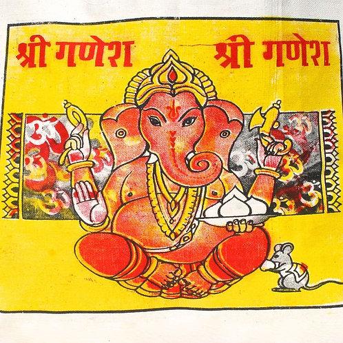 Sac Cabas Ganesh Jaune