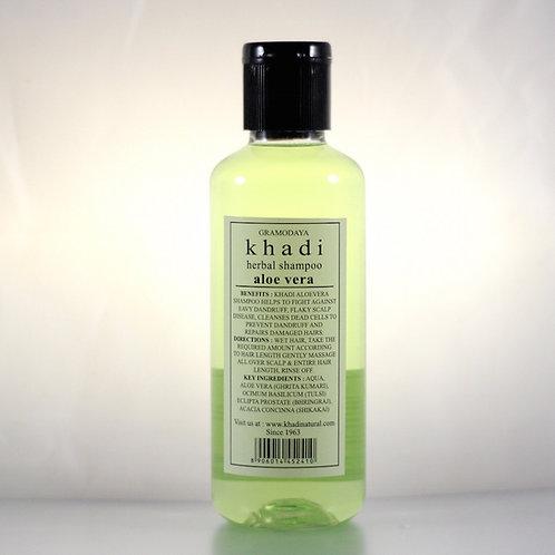 Shampooing Aloe Vera Khadi