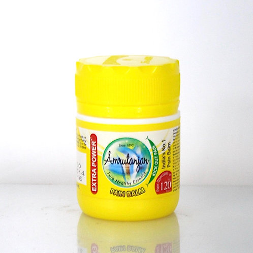 Baume Anti-Douleur Amrutanjan Extra Strong