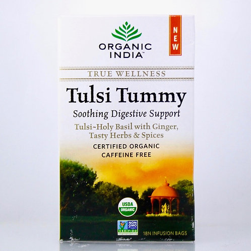 Infusion Tulsi Tummy Organic India