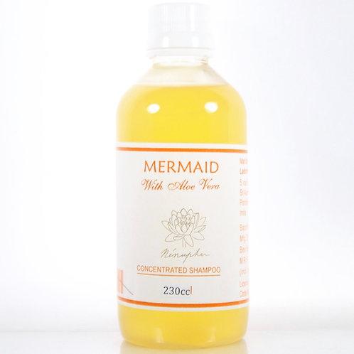 Shampooing Concentré à l'Aloe Vera Mermaid Nénuphar