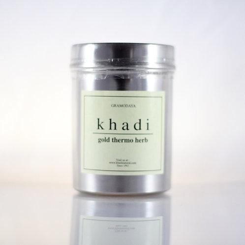 Masque Gold Thermo Herb Khadi