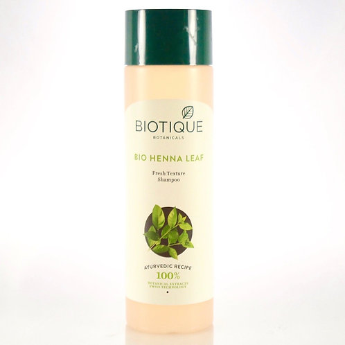 Shampooing Henné Biotique