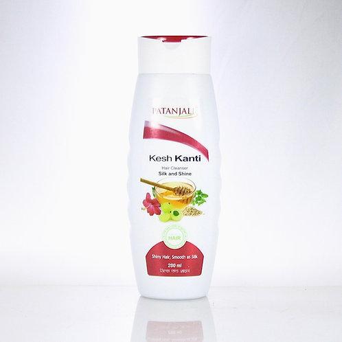 Shampooing Silk and Shine Patanjali