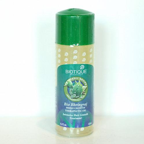 Huile Cheveux Bhringraj Biotique