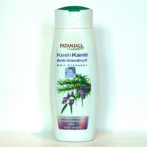 Shampooing Anti-Pelliculaire Patanjali