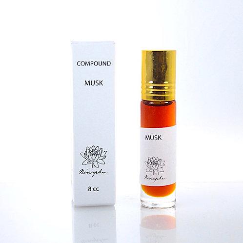 Parfum Musk Nénuphar