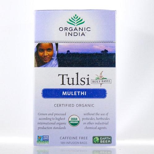Infusion Tulsi Mulethi Organic India