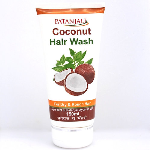 Shampooing Cheveux Extra Secs et Rêches Patanjali