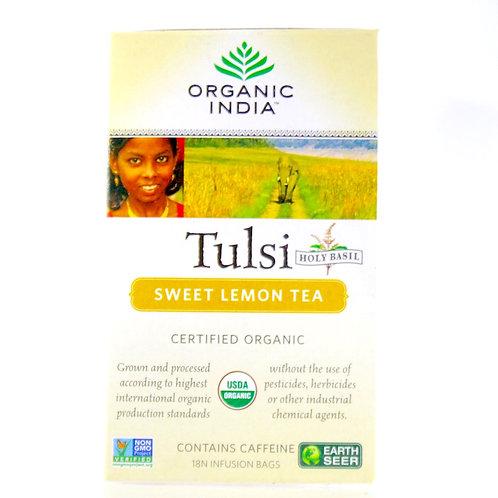 Infusion Tulsi Sweet Lemon Tea Organic India