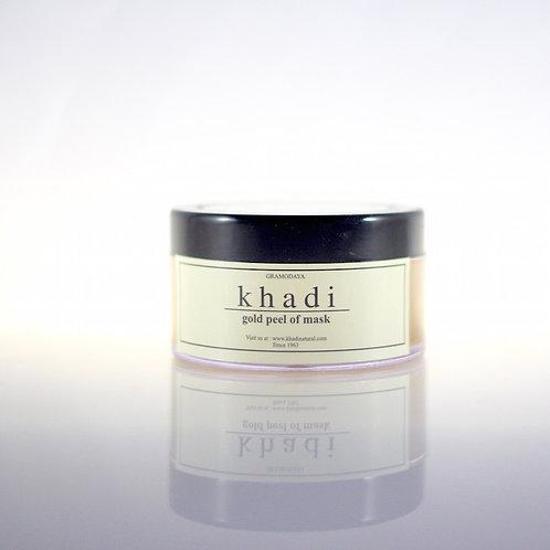 Masque Peel-Off à l'Or Khadi