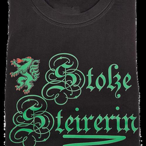 Stolze Steirerin Kinder T-Shirt