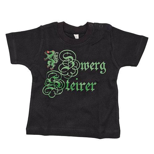 Zwerg Steirer Baby T-Shirts