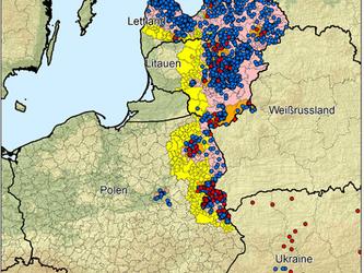 Die Afrikanische Schweinepest kommt zuerst nach Mecklenburg-Vorpommern