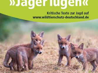 Deutsches Tierärzteblatt: Keine Plattform für Jägerlatein!