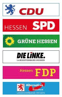 Parteien in Hessen