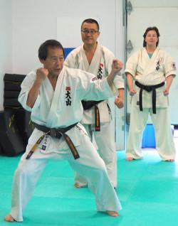 Saiko shihan_sensei naoi_sensei josee