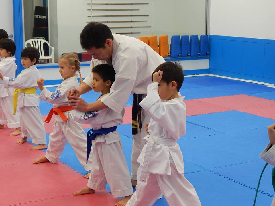 Oyama Karate--Cliffside Park, NJ