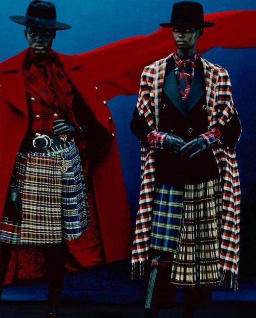 Chopova Lowena / Ib Kamara / Shapeshifter Studio / Victoria Pietrasik