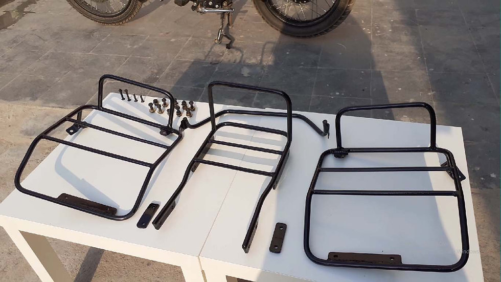 Touring Saddle stays for Royal Enfield Classic