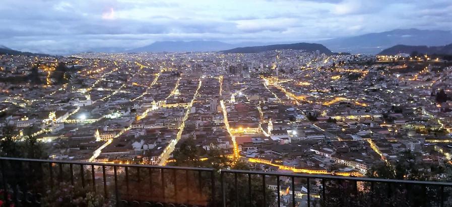 Quito Historic district
